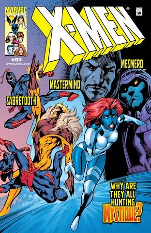 X-Men #93