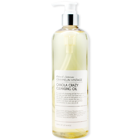 Graymelin Canola Crazy Cleansing Oil