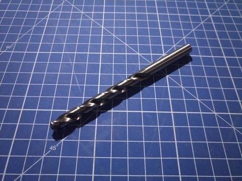 Сверло по металлу ц/x 6,0x93/57мм DIN338 h8 5xD HSSE-Co8 VA 130° Ruko 281060E (В)
