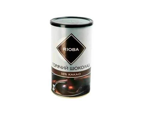 Горячий шоколад Rioba 50% какао, 1 кг (Риоба)
