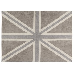 Ковер Lorena Canals UK Flag Grey (140 х 200)