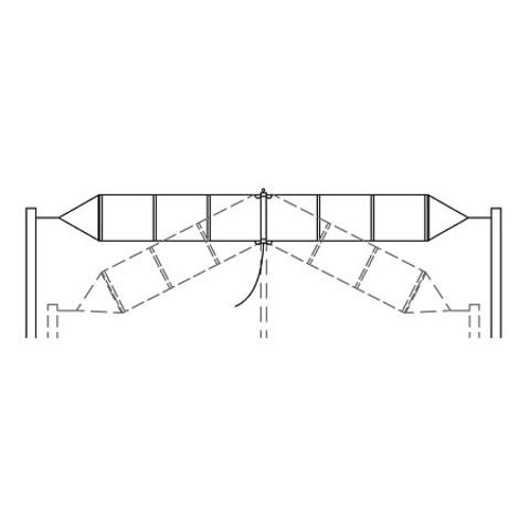 Базовая широкополосная КВ антенна ComTech CT-HF-FD