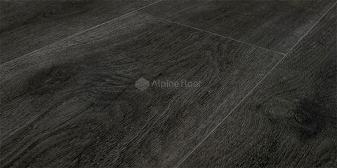 Кварц виниловый ламинат Alpine Floor Steel Wood Дарк ECO (с подложкой) 12-5