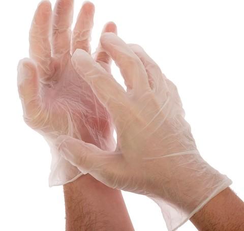 Перчатки, М, 1 пара