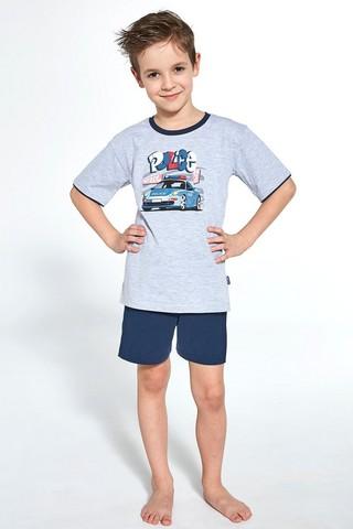 Пижама для мальчиков с шортами CORNETTE 473 POLICE