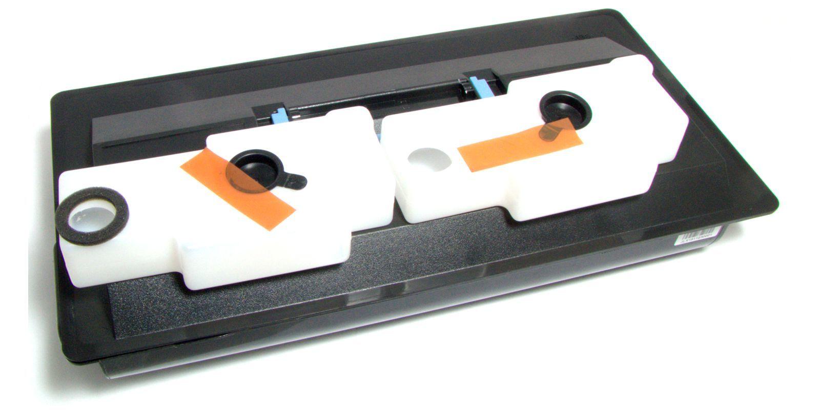 Картридж Туба MAK© TK-715 черный (black), до 34000 стр.
