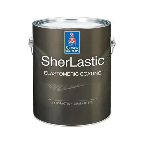 Sherlastic Elastomeric Coating латексное фасадное покрытие