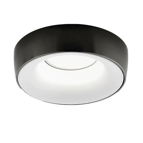 Встраиваемый светильник Ambrella A890 BK/WH GU5.3