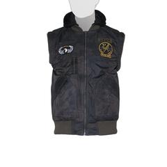 Жилет утеплённый 'Flight Vest Hooded & Patches' Camo