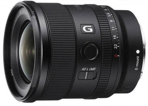 SEL-20F18G объектив Sony FE 20mm F1.8 G