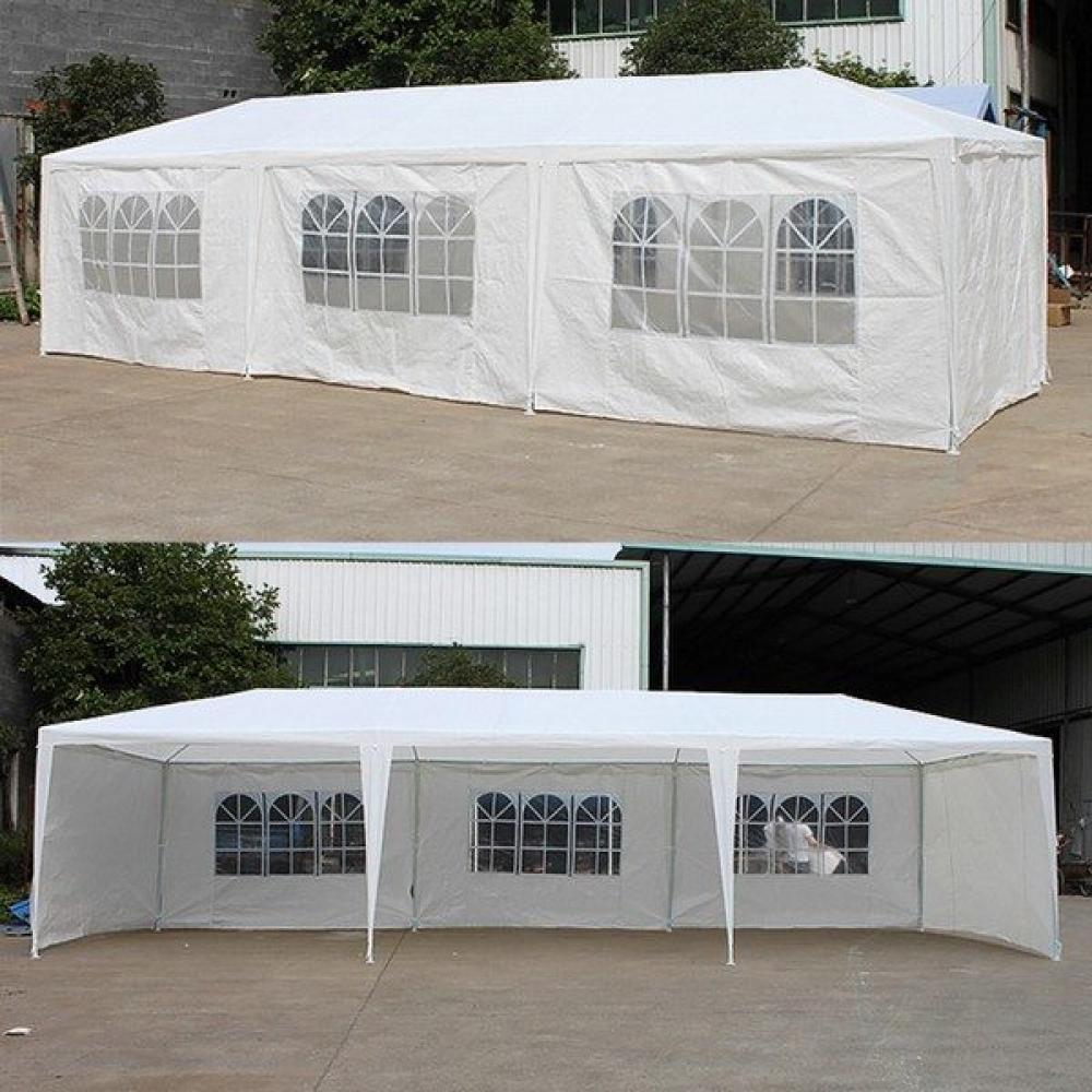 Садовые шатры Шатер AFM-1045B White (3х9) afm-1045b-white-3x9-1000x1000.jpg