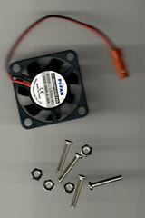 Корпус с вентилятором для Raspberry Pi 4