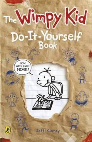 9780141339665 - Diary of a Wimpy Kid: Do it yourself