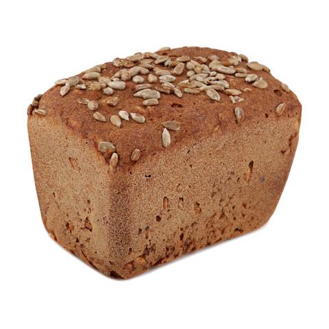 Хлеб бездрожжевой форм.с семечками 360 г., (вл.27)