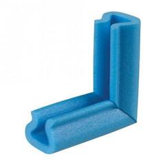 Уголок защитный тип 15-25 100 мм синий (10 штук в упаковке)