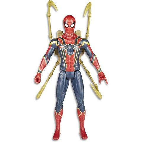 Человек-паук со звуковыми эффектами. Мстители Война Бесконечности