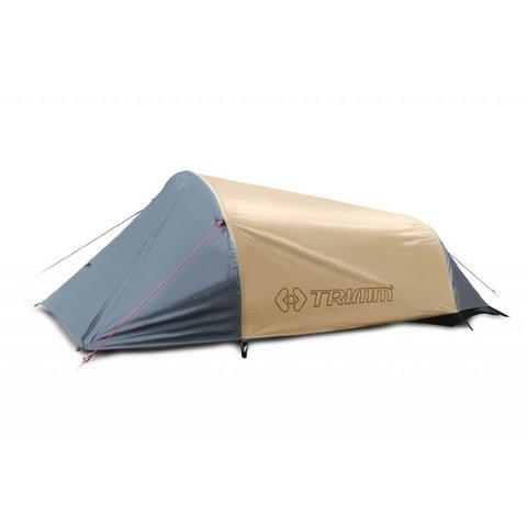 Туристическая палатка для байкера Trimm SOLO (песочная)