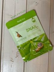 Подтягивающая тканевая маска FarmStay Visible Difference Mask Sheet Snail