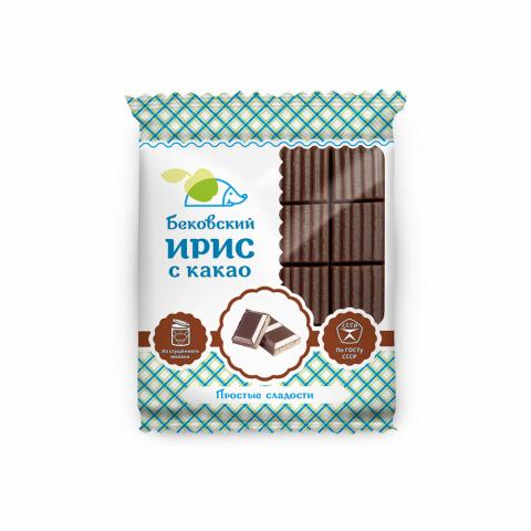Бековский ирис с какао 150 г