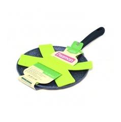 Сковорода для блинов GREY STONE 23x2 см (алюминий с антипригарным покрытием) Fissman
