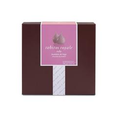 Rabitos Конфеты Инжир в рубиновом шоколаде начинка ганаш с Marc de Cava 142 г  8 конфет