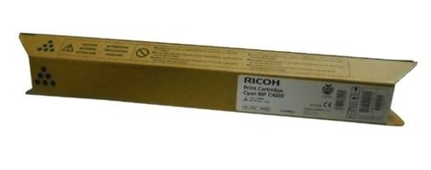 Оригинальный лазерный картридж Ricoh MPC400E 842238 голубой