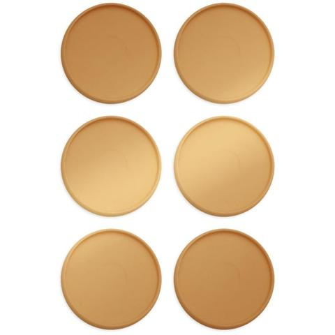 Диски - (крепежный механизм для ежедневников) Maggie Holmes Day-To-Day Planner Discs -  Gold -3см/9шт