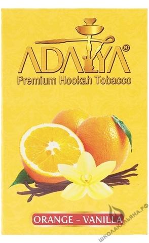 Табак Adalya Orange-Vanilla (Апельсин с ванилью) 50 г
