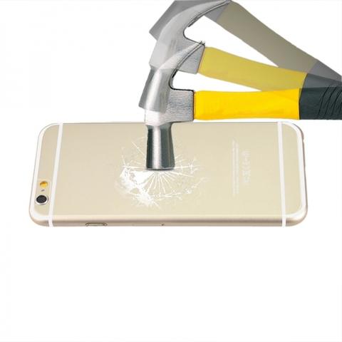 Защитное заднее стекло Premium для iphone 6 Plus, 6s Plus (Глянцевое)