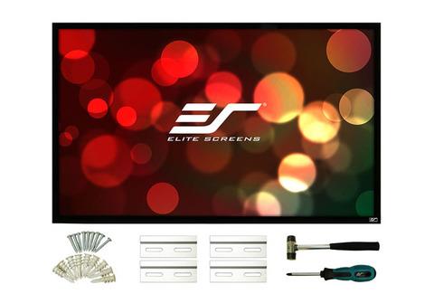 Elite Screens R120WH1, экран на раме