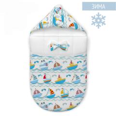 Конверт нового поколения Farla Joy Кораблики зима