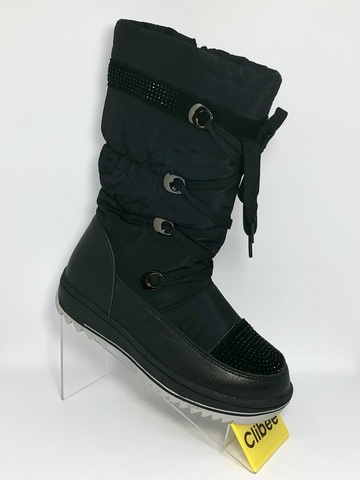 Clibee (зима) K901 Black 32-37
