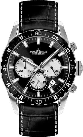 Купить Наручные часы Jacques Lemans 1-1801A по доступной цене