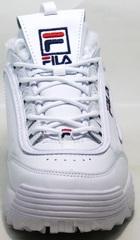 Кроссовки fila женские белые Fila Disruptor II
