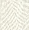 Пряжа Alize Lanagold 800 62 (Молочный)