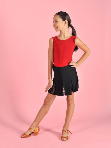 Детский топ -майка для танцев