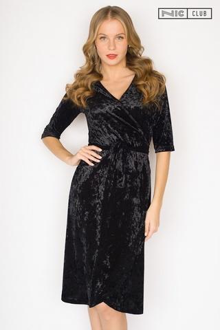 Платье чёрный Nic Club privilegio-1706