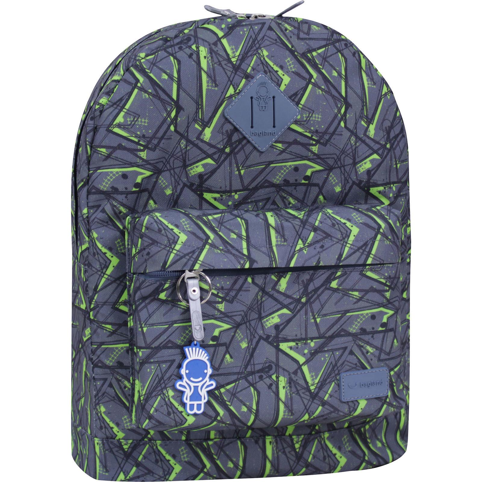 Средние рюкзаки Рюкзак Bagland Молодежный 17 л. сублимация 294 (00533664) IMG_8178-00533суб294-1600.jpg