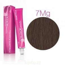 Matrix SOCOLOR.beauty: Mocha Gold 7MG блондин мокка золотистый, краска стойкая для волос (перманентная), 90мл