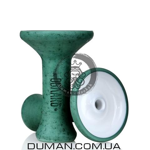 Чаша Oblako Phunnel M MONO (Облако) |Dark Green M