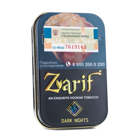 Табак Zarif Dark Nights (Энергетик водка) 50 г