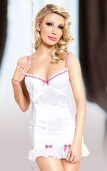 Сорочка Lizzy с бантиками и трусиками-стринг