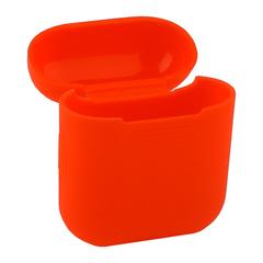 Чехол силиконовый Deppa для AirPods D-47003 1.4мм Красный