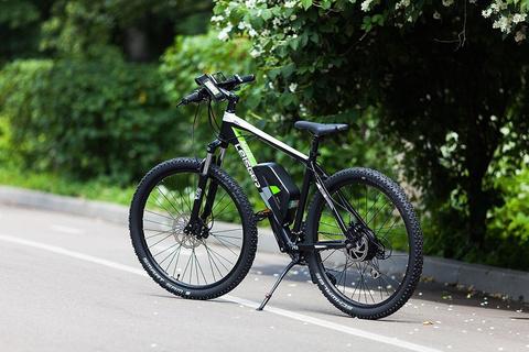 Велогибрид Leisger MD5 Basic 27,5 Black