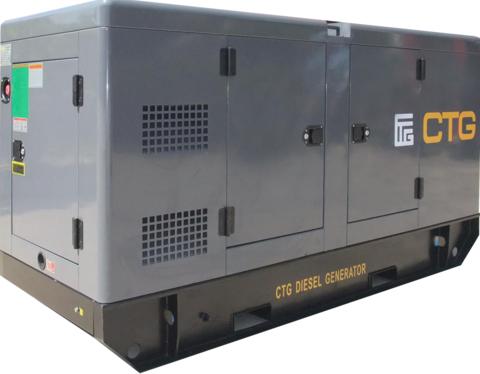 Дизельный генератор CTG AD-14RES-M