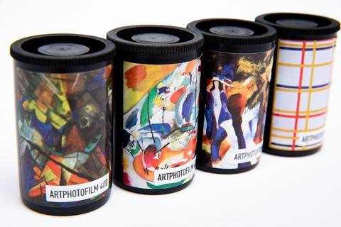 Фотопленка ArtPhotoFilm 400 Limited Edition /135-24