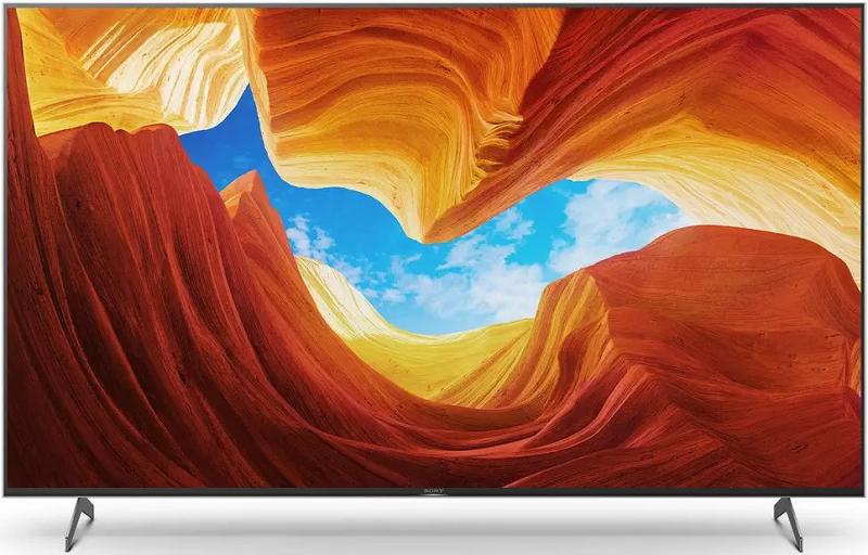 KD-55XH9096 телевизор Sony Bravia, 55 дюймов, Android TV, цвет черный