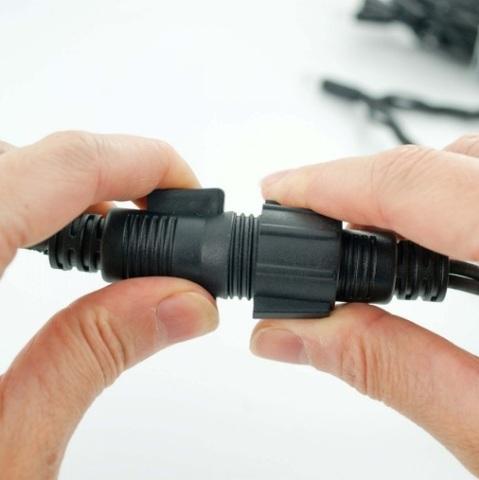 светодиодные гирлянды нить купить оптом и розницу LED string