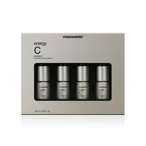Energy C complex 4 x 7 ml
