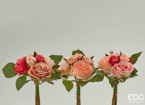 Букет роз в ассортименте